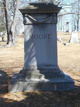 MOORE, FAMILY - Marquette County, Michigan | FAMILY MOORE - Michigan Gravestone Photos