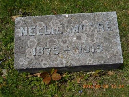 MOORE, NELLIE - Marquette County, Michigan | NELLIE MOORE - Michigan Gravestone Photos