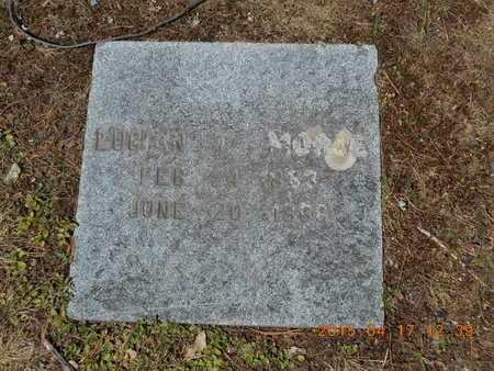 MORSE, LUCIAN T. - Marquette County, Michigan | LUCIAN T. MORSE - Michigan Gravestone Photos