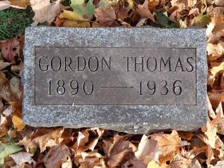 MUDGE, GORDON THOMAS - Marquette County, Michigan   GORDON THOMAS MUDGE - Michigan Gravestone Photos