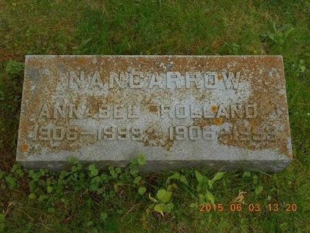 NANCARROW, ROLLAND - Marquette County, Michigan | ROLLAND NANCARROW - Michigan Gravestone Photos