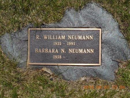 NEUMANN, R. WILLIAM - Marquette County, Michigan   R. WILLIAM NEUMANN - Michigan Gravestone Photos