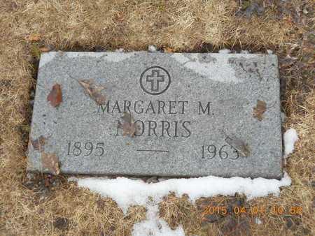 NORRIS, MARGARET M. - Marquette County, Michigan   MARGARET M. NORRIS - Michigan Gravestone Photos