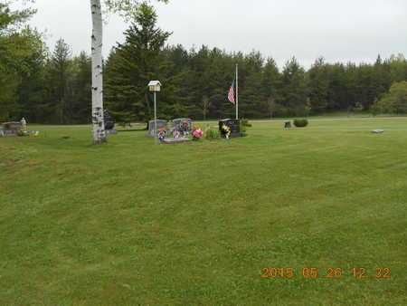 OVERVIEW, CEMETERY - Marquette County, Michigan | CEMETERY OVERVIEW - Michigan Gravestone Photos