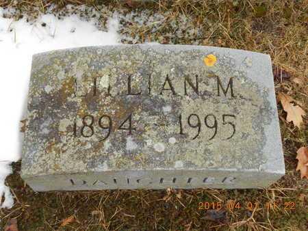 PEARCE, LILLIAN M. - Marquette County, Michigan | LILLIAN M. PEARCE - Michigan Gravestone Photos