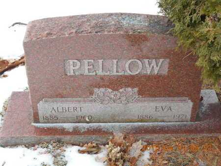 PELLOW, ALBERT - Marquette County, Michigan | ALBERT PELLOW - Michigan Gravestone Photos