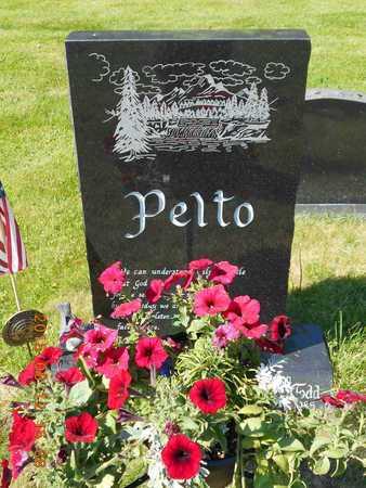 PELTO, FAMILY - Marquette County, Michigan   FAMILY PELTO - Michigan Gravestone Photos