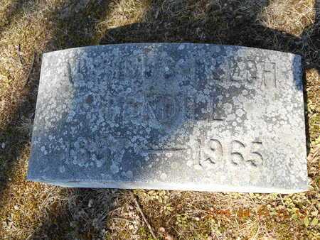 PENDILL, ALPHEUS FELCH - Marquette County, Michigan | ALPHEUS FELCH PENDILL - Michigan Gravestone Photos