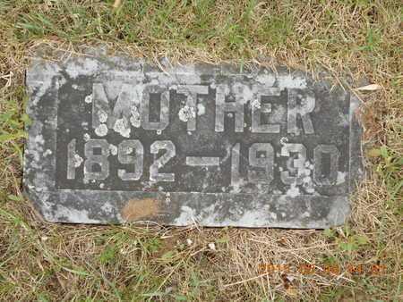 PERKINS, FLORENCE - Marquette County, Michigan | FLORENCE PERKINS - Michigan Gravestone Photos