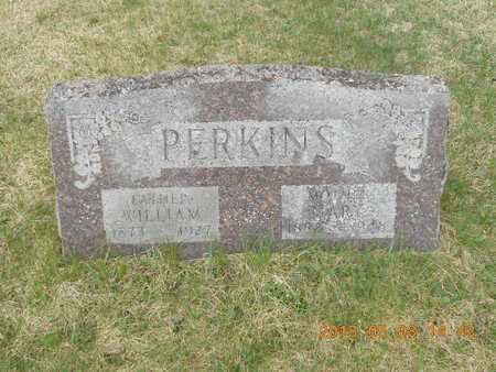 PERKINS, WILLIAM - Marquette County, Michigan | WILLIAM PERKINS - Michigan Gravestone Photos