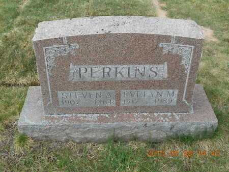 PERKINS, STEVEN A. - Marquette County, Michigan | STEVEN A. PERKINS - Michigan Gravestone Photos