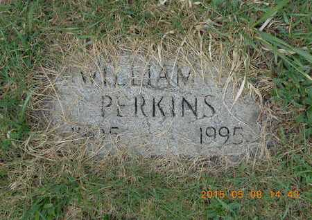 PERKINS, WILLIAM - Marquette County, Michigan | WILLIAM PERKINS - Michigan Gravestone Photos