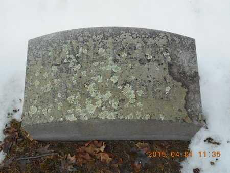 PETERS, PEARL - Marquette County, Michigan   PEARL PETERS - Michigan Gravestone Photos