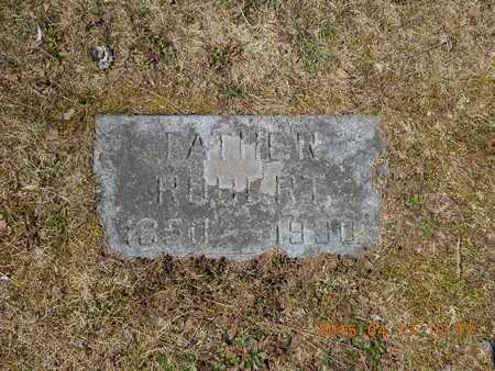PETERS, ROBERT - Marquette County, Michigan | ROBERT PETERS - Michigan Gravestone Photos