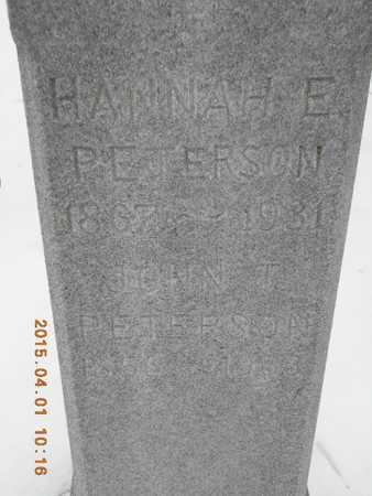 PETERSON, JOHN T. - Marquette County, Michigan   JOHN T. PETERSON - Michigan Gravestone Photos