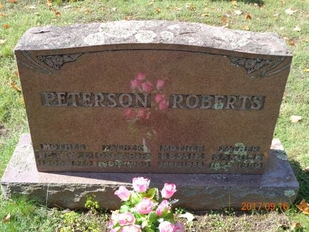 ROBERTS, BESSIE - Marquette County, Michigan | BESSIE ROBERTS - Michigan Gravestone Photos