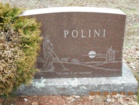 POLINI, FAMILY - Marquette County, Michigan   FAMILY POLINI - Michigan Gravestone Photos