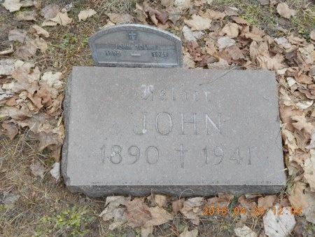 POLINI, JOHN - Marquette County, Michigan   JOHN POLINI - Michigan Gravestone Photos