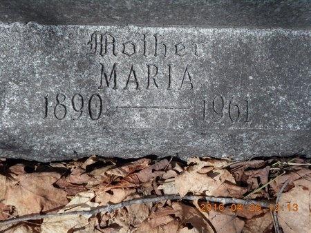 POLINI, MARIA - Marquette County, Michigan | MARIA POLINI - Michigan Gravestone Photos