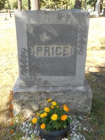 PRICE, FAMILY - Marquette County, Michigan   FAMILY PRICE - Michigan Gravestone Photos