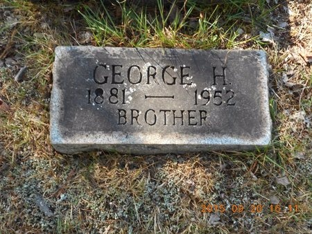 PRICE, GEORGE HENRY - Marquette County, Michigan | GEORGE HENRY PRICE - Michigan Gravestone Photos
