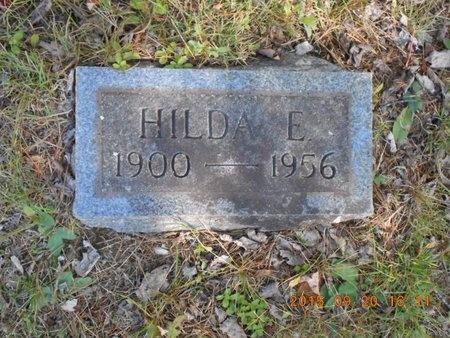 PRICE, HILDA E. - Marquette County, Michigan | HILDA E. PRICE - Michigan Gravestone Photos