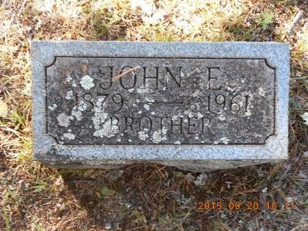 PRICE, JOHN E. - Marquette County, Michigan | JOHN E. PRICE - Michigan Gravestone Photos