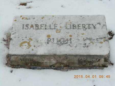 PUGH, ISABELLE - Marquette County, Michigan | ISABELLE PUGH - Michigan Gravestone Photos