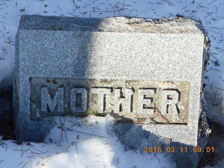 QUARTERS, EMMA - Marquette County, Michigan | EMMA QUARTERS - Michigan Gravestone Photos