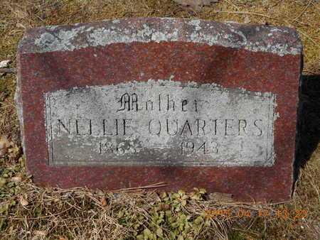 QUARTERS, NELLIE - Marquette County, Michigan | NELLIE QUARTERS - Michigan Gravestone Photos