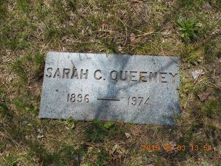 QUEENEY, SARAH C. - Marquette County, Michigan | SARAH C. QUEENEY - Michigan Gravestone Photos
