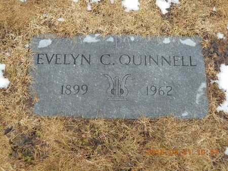 QUINNELL, EVELYN C. - Marquette County, Michigan | EVELYN C. QUINNELL - Michigan Gravestone Photos