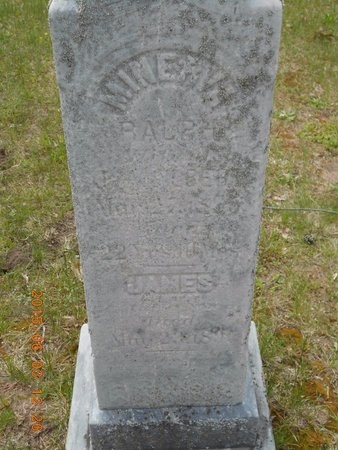 JILBERT, MINERVA - Marquette County, Michigan | MINERVA JILBERT - Michigan Gravestone Photos