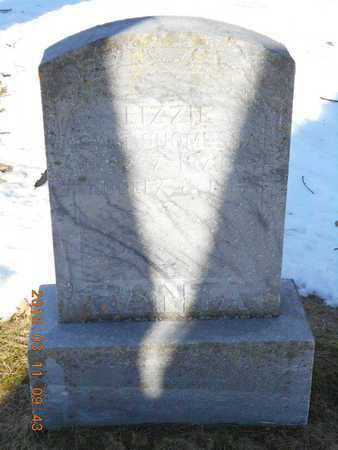 SAARI RANTA, ELIZABETH - Marquette County, Michigan | ELIZABETH SAARI RANTA - Michigan Gravestone Photos