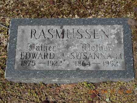 RASMUSSEN, SUSANNA M. - Marquette County, Michigan | SUSANNA M. RASMUSSEN - Michigan Gravestone Photos