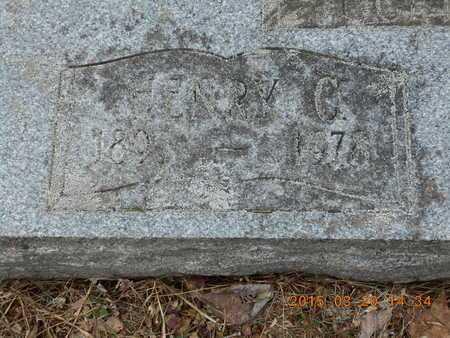 RAUSCHER, HENRY C. - Marquette County, Michigan   HENRY C. RAUSCHER - Michigan Gravestone Photos