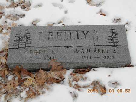 REILLY, MARGARET Z. - Marquette County, Michigan | MARGARET Z. REILLY - Michigan Gravestone Photos
