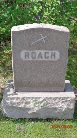 ROACH, FAMILY - Marquette County, Michigan | FAMILY ROACH - Michigan Gravestone Photos