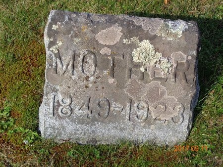 ROBERTS, AMELIA - Marquette County, Michigan | AMELIA ROBERTS - Michigan Gravestone Photos