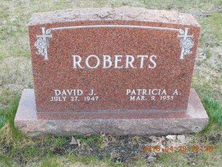 ROBERTS, PATRICIA A. - Marquette County, Michigan | PATRICIA A. ROBERTS - Michigan Gravestone Photos