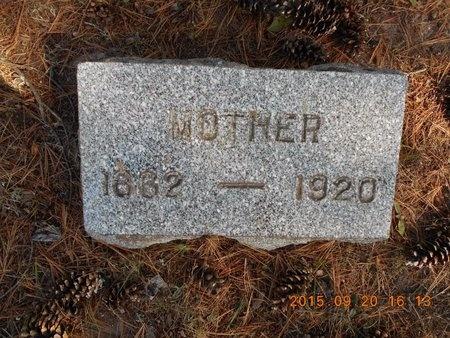 ROBERTS, ELIZABETH - Marquette County, Michigan   ELIZABETH ROBERTS - Michigan Gravestone Photos