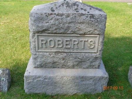 ROBERTS, FAMILY - Marquette County, Michigan   FAMILY ROBERTS - Michigan Gravestone Photos