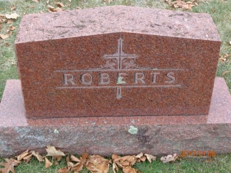 ROBERTS, FAMILY - Marquette County, Michigan | FAMILY ROBERTS - Michigan Gravestone Photos