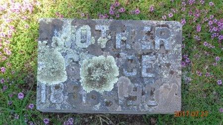 ROBERTS, GRACE - Marquette County, Michigan   GRACE ROBERTS - Michigan Gravestone Photos
