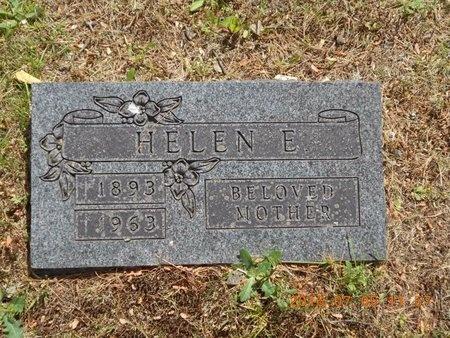 ROBERTS, HELEN E. - Marquette County, Michigan | HELEN E. ROBERTS - Michigan Gravestone Photos