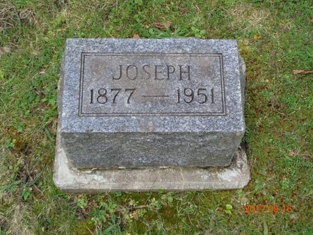 ROBERTS, JOSEPH - Marquette County, Michigan | JOSEPH ROBERTS - Michigan Gravestone Photos