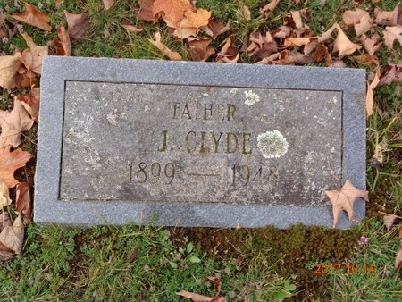 ROBERTS, JOSEPH CLYDE - Marquette County, Michigan | JOSEPH CLYDE ROBERTS - Michigan Gravestone Photos
