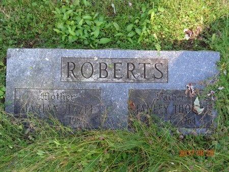 ROBERTS, MARIAN HAZEL - Marquette County, Michigan | MARIAN HAZEL ROBERTS - Michigan Gravestone Photos