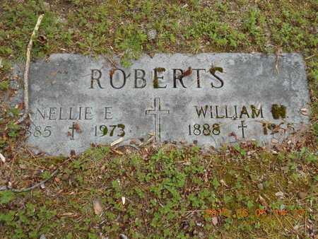 ROBERTS, WILLIAM H. - Marquette County, Michigan | WILLIAM H. ROBERTS - Michigan Gravestone Photos