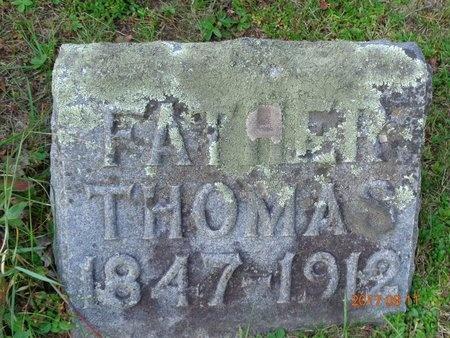 ROBERTS, THOMAS - Marquette County, Michigan | THOMAS ROBERTS - Michigan Gravestone Photos
